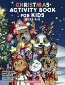 Christmas Activity Book for Kids Ages 6 8