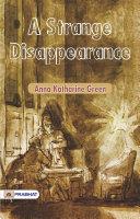 A Strange Disappearance [Pdf/ePub] eBook