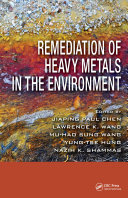 Remediation of Heavy Metals in the Environment - Seite 123
