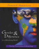 Gender   Difference in a Globalizing World Book