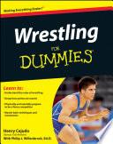 Wrestling For Dummies Book PDF