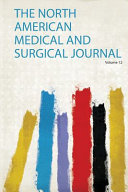 The North American Medical And Surgical Journal PDF
