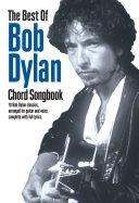 The Best of Bob Dylan Chord Songbook Pdf/ePub eBook
