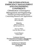 The International Emergency Management and Engineering Conference