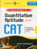 How to Prepare for Quantitative Aptitude for the CAT, 5e