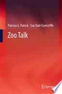 Zoo Talk Book