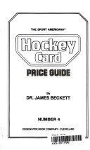 Hockey Card Price Guide