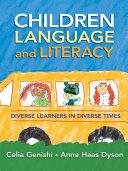 Children  Language  and Literacy