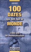 100 dates qui ont fait le monde