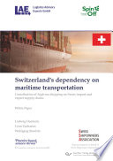 Switzerland s dependency on maritime transportation Book