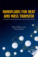 Nanofluids for Heat and Mass Transfer