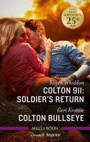 Colton 911  Soldier s Return Colton Bullseye