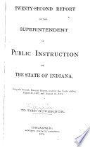 Legislative Documents Including The Message Of The Governor And The Annual Reports Of Transmitted Therewith To The General Assembly Of The State Of Indiana