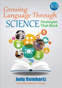 Pdf Growing Language Through Science, K-5 Telecharger
