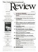 New Zealand International Review