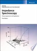 Impedance Spectroscopy Book