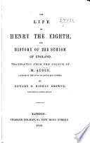 The Life of Henry the Eighth