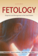 Fetology  Diagnosis and Management of the Fetal Patient  Second Edition