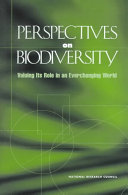 Perspectives on Biodiversity: