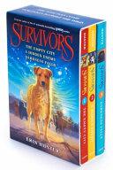 Survivors Box Set  Volumes 1 to 3 Book