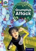 Project X  Alien Adventures  Lime  Grumptus Attack