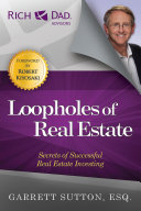 Loopholes of Real Estate Book