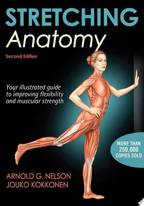 Stretching Anatomy 2nd Edition