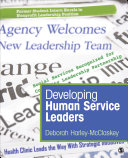 Developing Human Service Leaders ebook