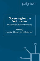 Govering for the Environment [Pdf/ePub] eBook