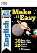 English Age 10-11