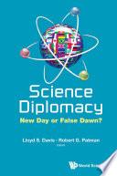Science Diplomacy Book