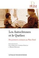 Pdf Les Autochtones et le Québec Telecharger