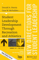 Student Leadership Development Through Recreation and Athletics