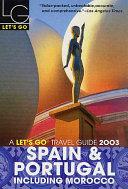 Let's Go 2003: Spain & Portugal