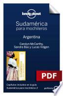 Sudam Rica Para Mochileros 3 Argentina