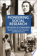 Pioneering Social Research Book PDF