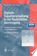Digitale Signalverarbeitung in der Nachrichtenübertragung