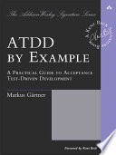 ATDD by Example  : A Practical Guide to Acceptance Test-driven Development