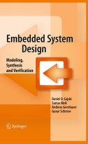 Embedded System Design Pdf/ePub eBook