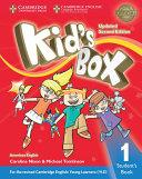 Kid s Box Level 1 Student s Book American English