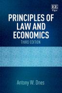 Principles of Law and Economics [Pdf/ePub] eBook