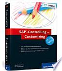 SAP-Controlling - Customizing