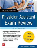 Physician Assistant Exam Review  Pearls of Wisdom