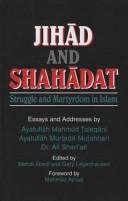Jihād and shahādat