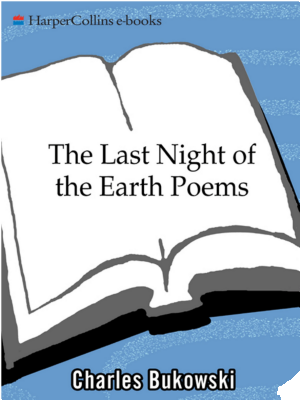 Download The Last Night of the Earth Poems Free PDF Books - Free PDF