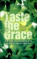 Pdf Taste the Grace