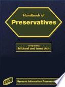 Handbook of Preservatives PDF