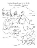 Healing Sounds and Inner Smile: Coloring Book for Children