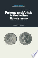 Patrons And Artists In The Italian Renaissance PDF