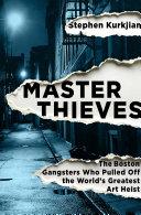 Master Thieves Pdf/ePub eBook